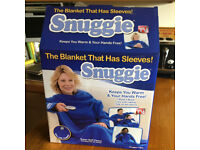 Snuggie blanket brand new never been used