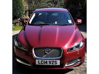 Jag XF 2.2 TD Premium Luxury,Keyless Entry, Reversing Camera, Memory Seats, Meridian Audio Upgrade.