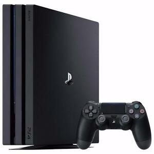 Brand New PS4 Pro 1TB 4k Gaming Console - Payment Plan
