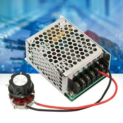 220v Ac Single-phase Motor Speed Controller Governor 4kw Dc Speed Control