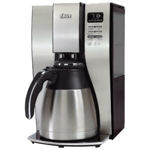 RFB Oster Thermal 10-Cup Coffee Maker (BVSTPSTX95-033) - Stainless Steel