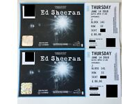 Ed Sheeran Tickets - In Hand - Plus Hotel - Wembley 14th June - Superb Seats