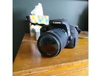 Canon EOS 700d with Canon EF-S 18-55mm f3.5-5.6 IS STM (kit lens)