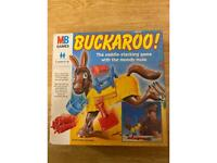 MB Buckaroo board game