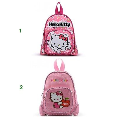 Lovely Hello Kitty Schoolbag Backpack Best Gift For Kids  1-3 yrs Old