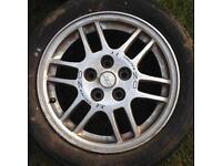 OZ racing F1 wheels 16 inch