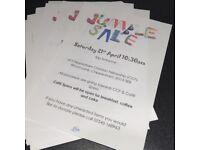 Jumble Sale - Saturday 21st April 2018 - Chippenham