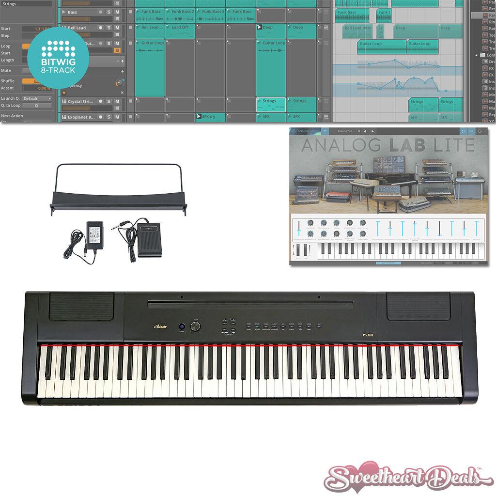 инструкция по использованию электронное пианино артезия