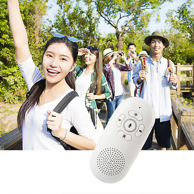 Voice Translator Handheld Smart Chinese to English Simultaneous for Business