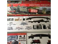 Hornby train sets x2