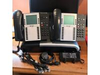 2x BT 8568 Phones and BT quantum voice base module