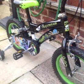 Ben ten 14 inch bike in very good condition .