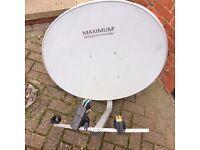 Satellite Dish (Maximum Digital Technology)