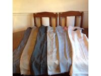Ladies trousers and jeans all size 10 all named 10 pairs job lot going cheap all vgc