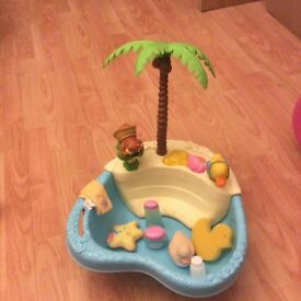 Baby Born Accessories Zaff Tropical bath