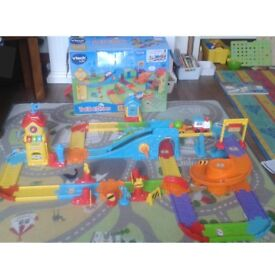 Toot Toot Drivers Train Set EXCELLENT CONDITION