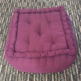 Comfortable floor cushion