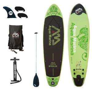 Aqua Marina Breeze Inflatable Stand-up Paddle Board