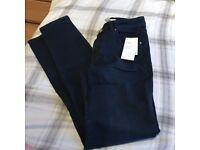 H&M Super Stretch Blue Jeans