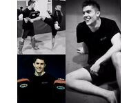 Personal training/ Boxing/ Kickboxing/ Muay Thai - London - Get Fit The Fight Way