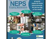 Neps property maintenance one call we do it all. Want your ready for Santa coming call me today.