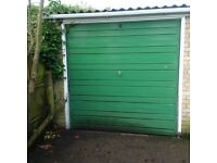 Hatch End-Garage to Rent-Rear of Private Block of Apartments. 3 minutes High St. Secure & Dry