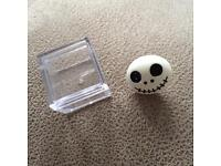 Jack Skeleton Earring Stud