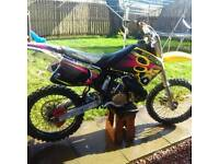 1995 rm 250 swap for xr 250 or dr