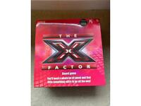 The X factor board game