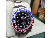 BLACK FRIDAY!!! £120 ROLEX GMT MASTER II OR £140 ROLEX BOXED FREE MICHEAL WITH ALL ORDERS