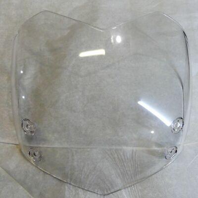 BMW F 650 GS R13 Windschild NEUTEIL gr. K. 10 / 36373, gebraucht gebraucht kaufen  Bad Honnef