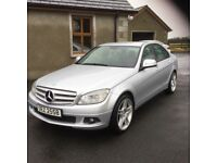 Mercedes-Benz, C CLASS, Saloon, 2007, Other, 2148 (cc), 4 doors