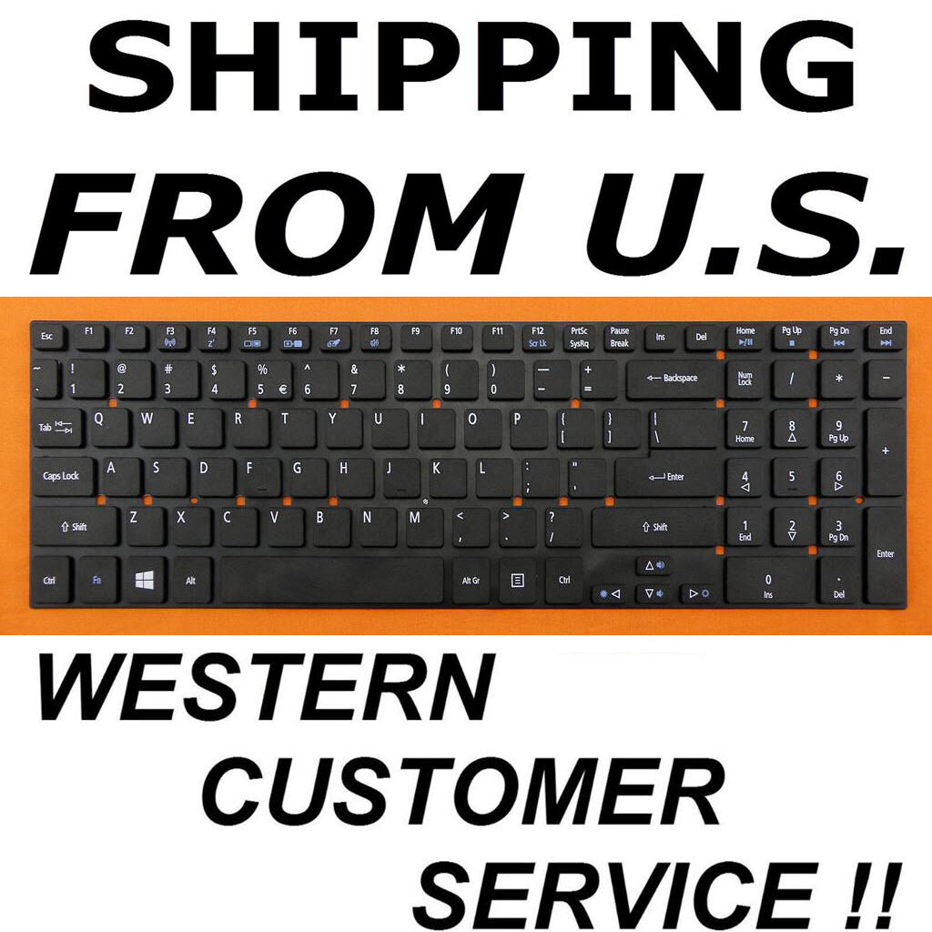 NEW US English layout keyboard Acer Aspire V17 Nitro MS2395