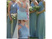 Dessy Bridesmaid Dresses x 2