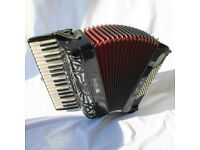 Pigini P36 72 bass Piano Accordion
