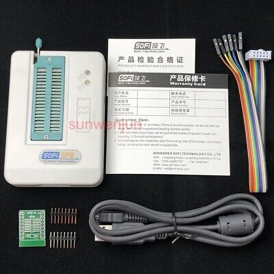 High-speed Sp8-a Universal Usb Bios Programmer For Flasheepromspi Ship From Us