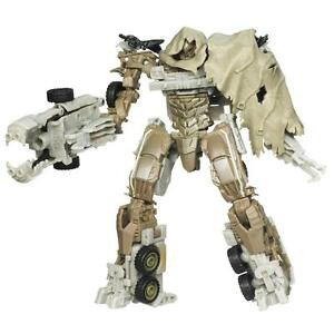 Transformers: Dark of the Moon Mechtech Voyager Megatron Figure