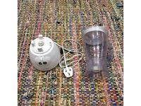 Lloytron Blender, 400 Watt, 1.5 Litre, White
