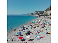 holiday in Ligurian Palm's Riviera
