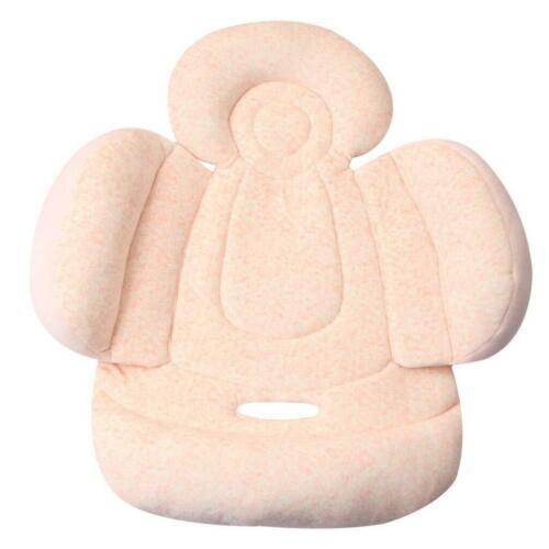 Kakiblin Baby Stroller Cushion, Soft Baby Stroller Liner Pram Head/Body Support
