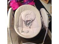 Graco baby swing/chair