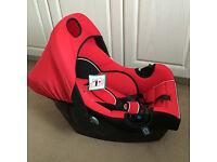 ferrari car seat - good condition
