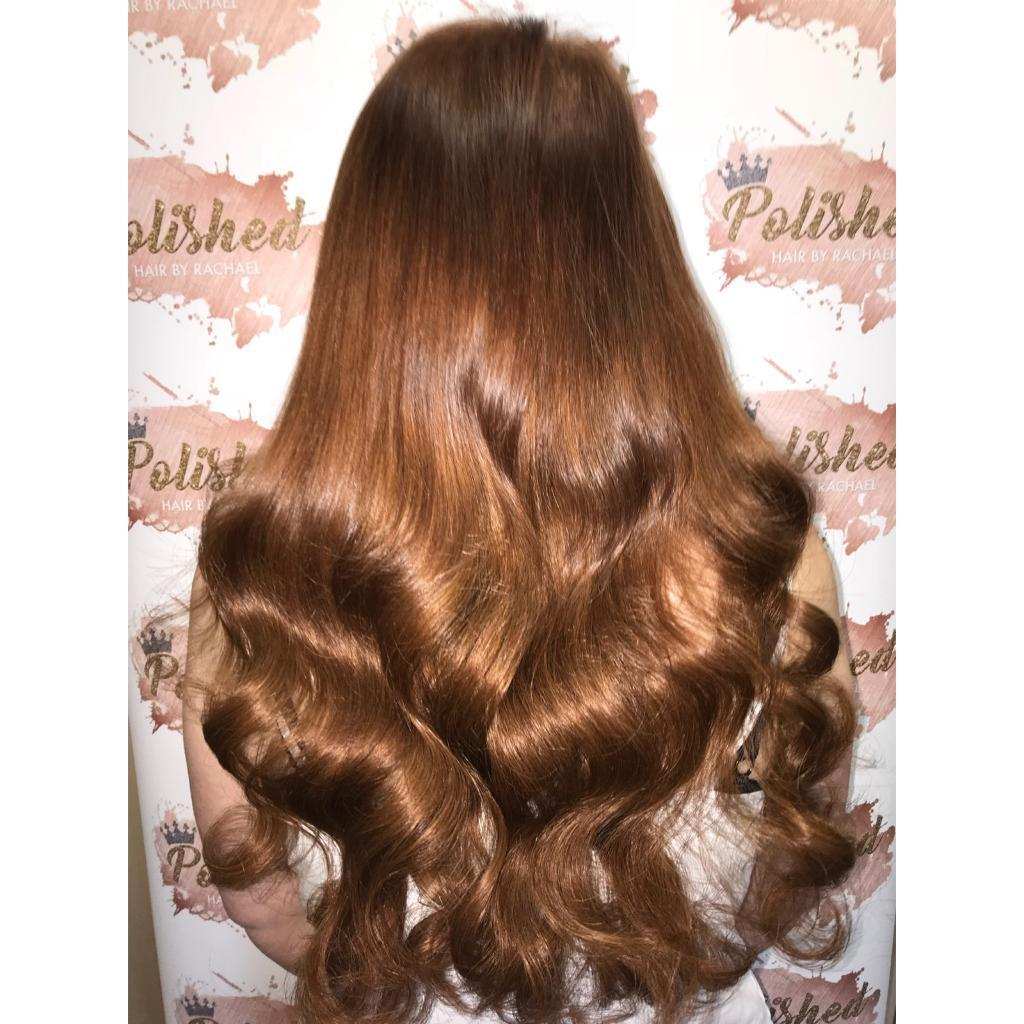 Hair Extensions Liverpool Weft And Individual Extensions Specialist