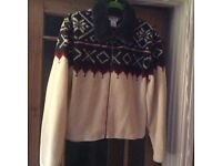 Ladies Willi Smith fleece ski jumper/jacket