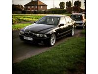 Bmw 530i m sport champagne edition for sale or SWAP £2300