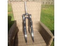 Mountain / hybrid bike forks