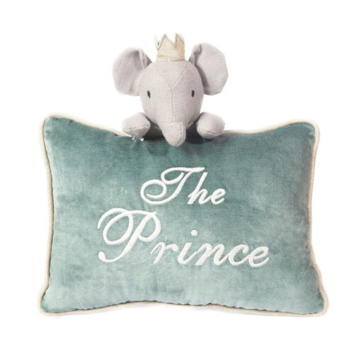 """""""The Prince """"Decorative Pillow by Mon Ami Designs"""