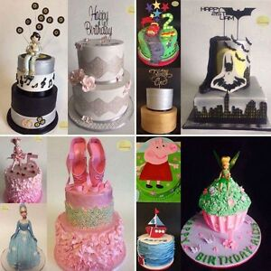 Cakes - SPECIALISING IN  KIDS  BIRTHDAY CAKES Craigieburn Hume Area Preview