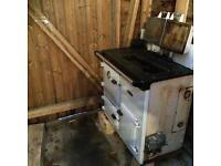 Rayburn cooker