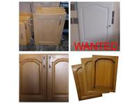 Kitchen units and/doors